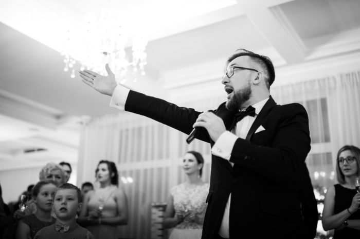 One Man Show Wedding